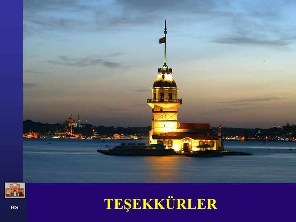 TEŞEKKÜRLER HS