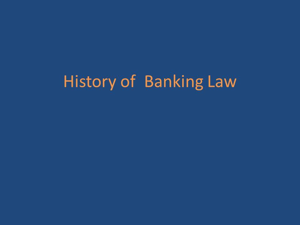 3.Banking Code dated 1958 (no. 7129) 4. Banking Code dated 1985 (no.