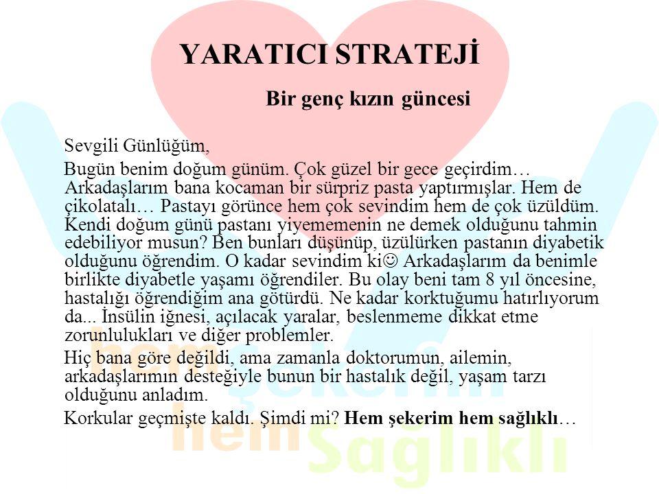 Türkiye Diyabet Vakfı Türkiye Diyabet Vakfı, 1996 yılında; Diyabetle mücadele ve yaşam kalitesinin geliştirilmesini sağlamak, Sağlıklı bir yaşam sunmak, Diyabeti toplumun gündemine getirmek, Diyabetlilere destek olmak için kurulmuştur.