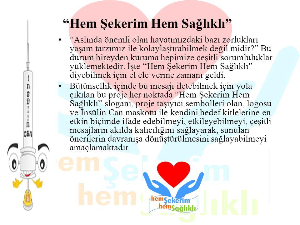BİLGİLENDİRME AŞAMASI Türkiye Diyabet Vakfı Bilinçlendirme Turları ile Şekerli Sohbetler Amaç: Toplumu şeker hastalığı konusunda bilinçlendirmek, erken teşhisin önemini vurgulamak ve şeker hastalığını yaşam tarzı haline getirmelerini sağlamak.