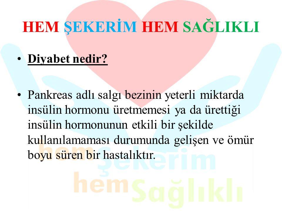AMAÇLARIMIZ İkincil Amaçlar: Türkiye Diyabet Vakfını güçlendirmek ve üye sayısını arttırmak, Medyanın ilgisini çekmek ve desteğini almak.