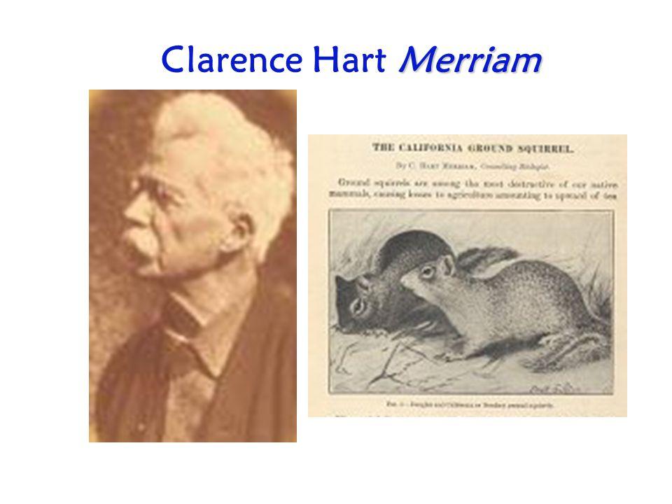 Merriam Clarence Hart Merriam