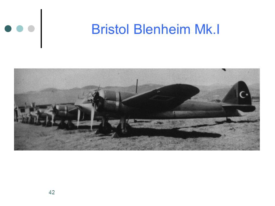 42 Bristol Blenheim Mk.I
