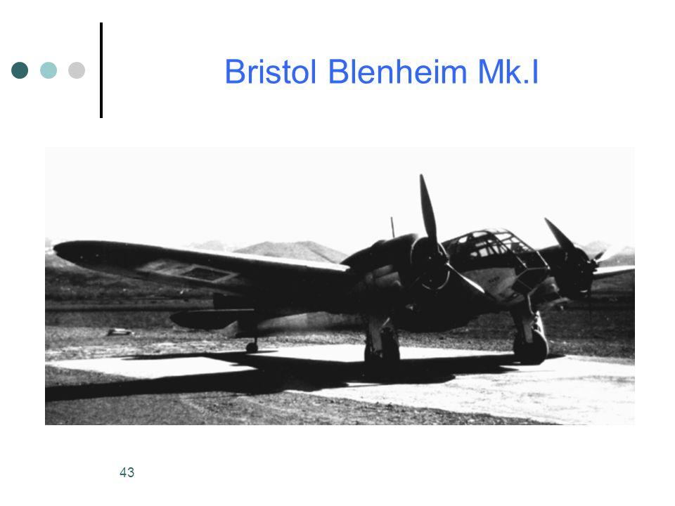43 Bristol Blenheim Mk.I