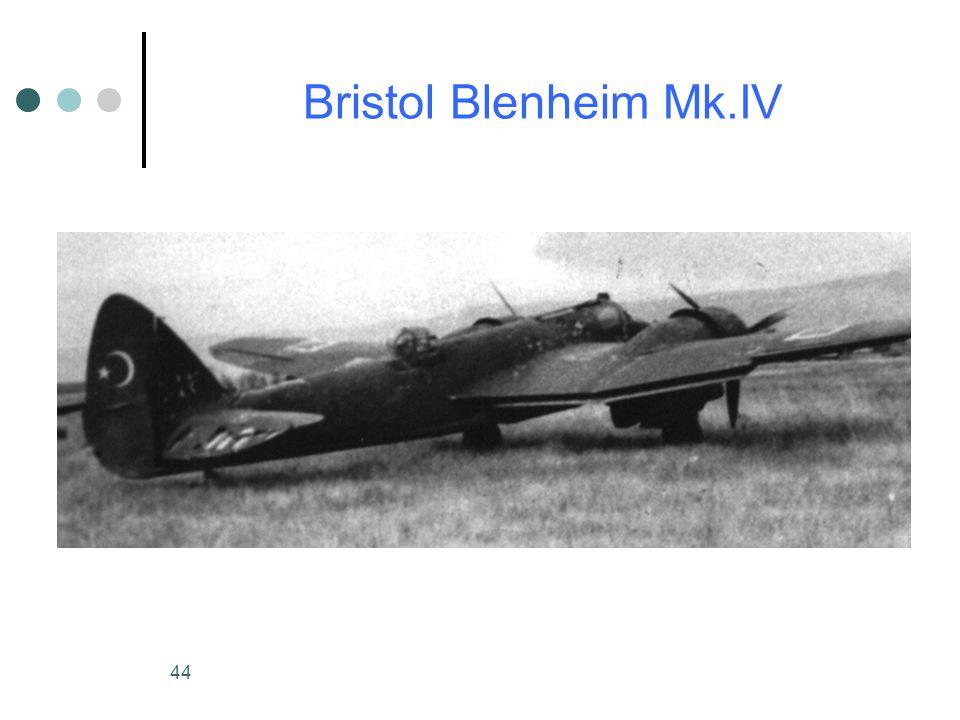 44 Bristol Blenheim Mk.IV