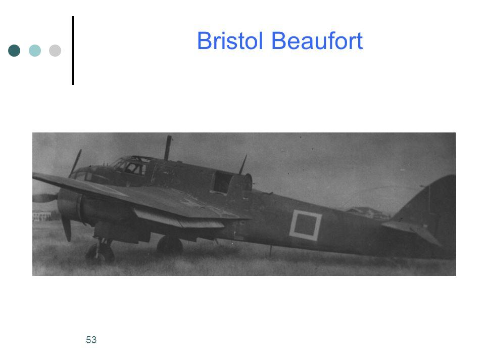 53 Bristol Beaufort