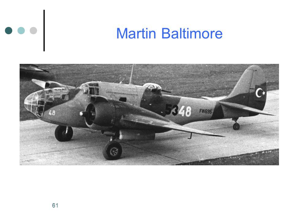 61 Martin Baltimore