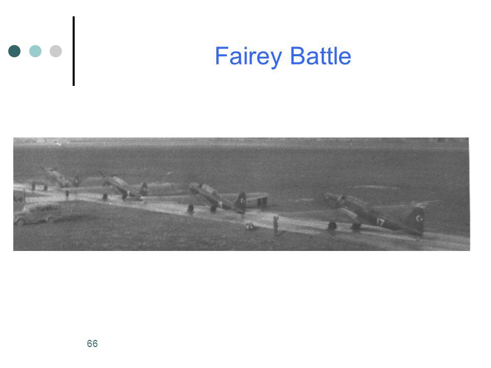 66 Fairey Battle