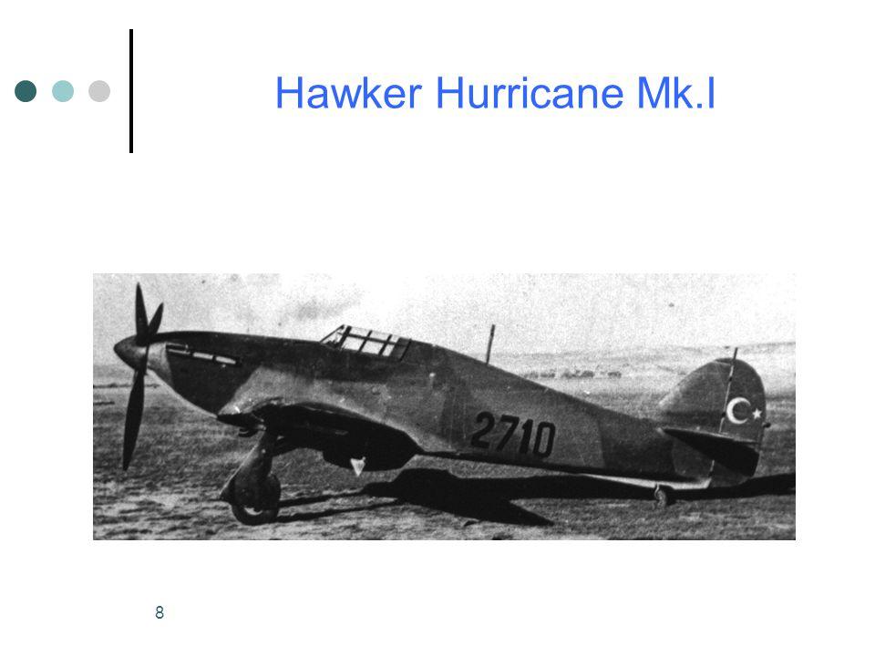 8 Hawker Hurricane Mk.I