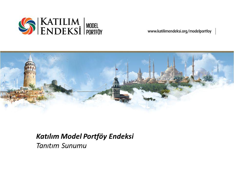 Katılım Model Portföy Endeksi Tanıtım Sunumu