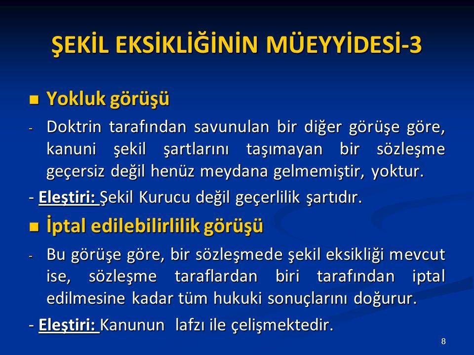 DÜRÜSTLÜK KURALI - MK.md.2 Türk Medeni Kanunu-I. Dürüst davranma Türk Medeni Kanunu-I.