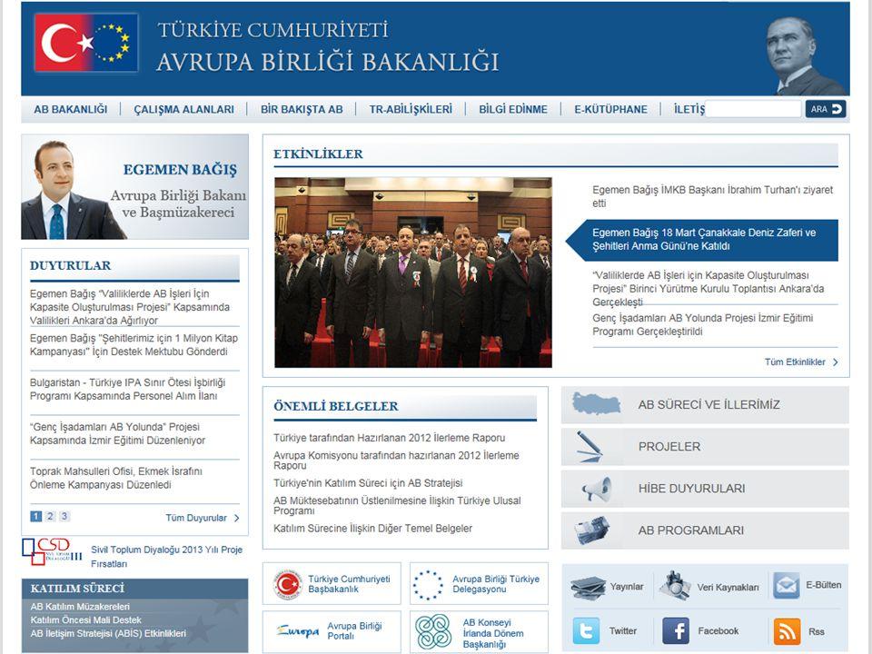AB ve Dış İlişkiler Koordinasyon Merkezi