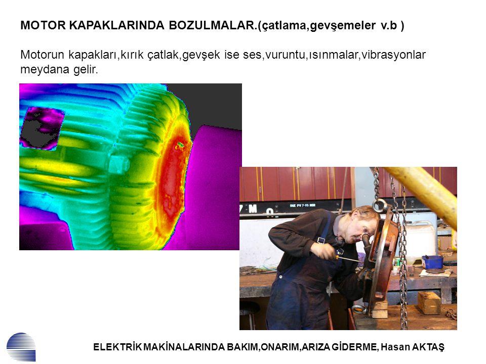 ELEKTRİK MAKİNALARINDA BAKIM,ONARIM,ARIZA GİDERME, Hasan AKTAŞ TRAFO YAĞLARINA YAPILACAK TESTLER.