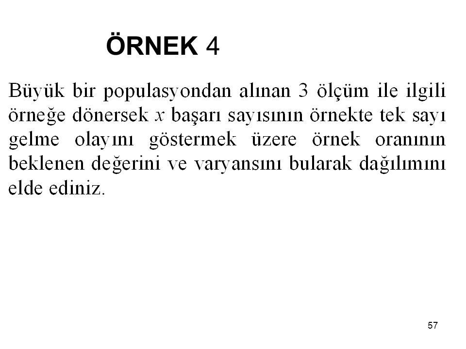 57 ÖRNEK 4