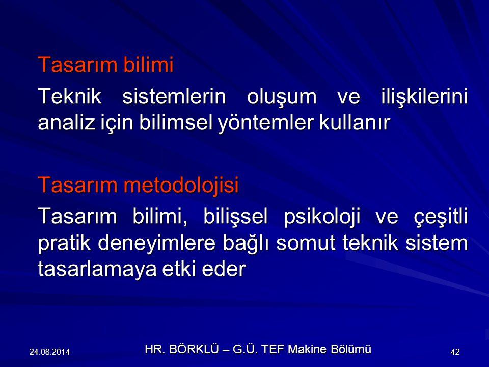 24.08.201443 Çözüm bulma:  Sezgisel veya  Etkileşimli (adım adım) olabilir HR.
