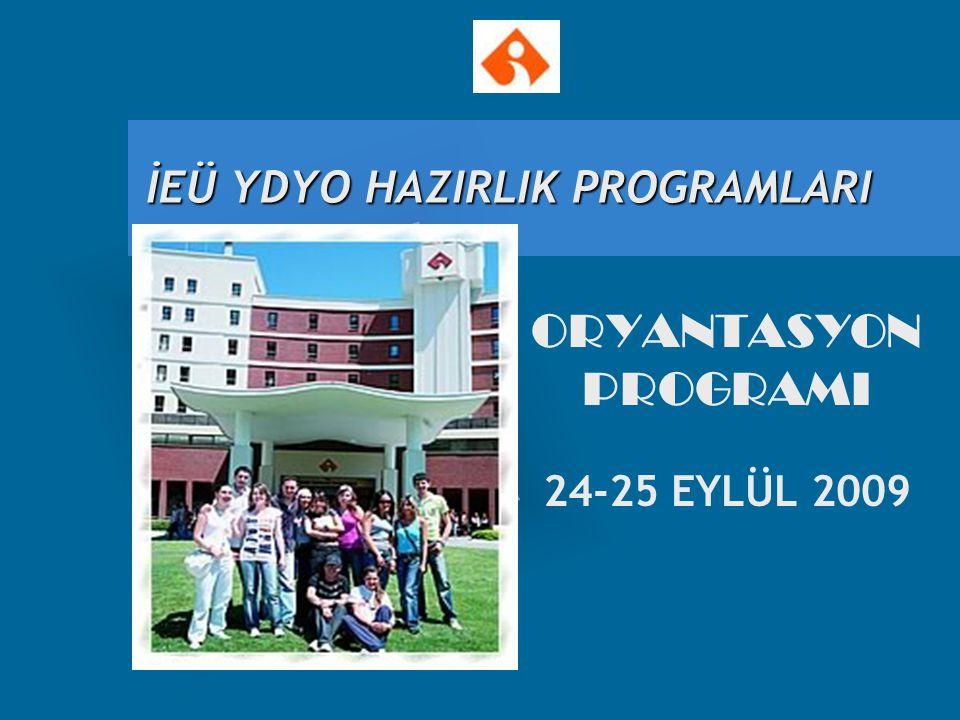 INTERMEDIATE (D)  Modül 1: Intermediate (D)  Modül 2: Upper-Intermediate (E)  İngilizce Yeterlik Sınavı (İYS) Intermediate (D) grubu öğrencileri her bir modülü başarıyla tamamladıkları takdirde Ocak ayında verilecek olan İYS'ye girmeye hak kazanırlar.