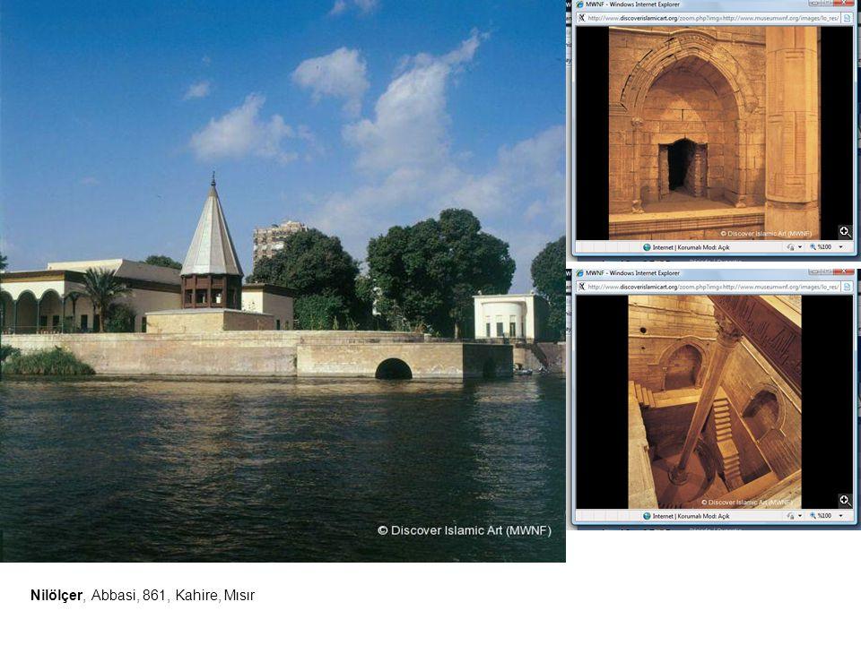 Nilölçer, Abbasi, 861, Kahire, Mısır