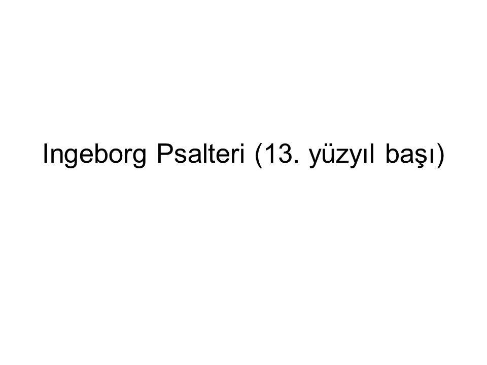 Ingeborg Psalteri (13. yüzyıl başı)
