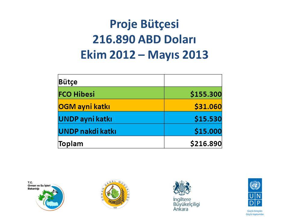 Proje Yönetim Şeması Uygulayıcı Kurum Orman Genel Müdürlüğü Yürütücü Kurum Birleşmiş Milletler Kalkınma Programı Türkiye Destekleyici Kurum Dışişleri Bakanlığı Kalkınma Bakanlığı İngiltere Büyükelçiliği Proje Yönlendirme Komitesi Ulusal Danışma Komitesi Diğer Paydaşlar Proje Uzmanları Proje Destek Birimi UNDP Çevre ve Sürdürülebilir Kalkınma Program Yöneticisi UNDP Program Destek Sorumlusu UNDP Sürdürülebilir Orman Yönetimi Danışmanı UNDP İzleme ve Değerlendirme Yöneticisi Proje Yönetim Yapısı Proje Yönetim Birimi OGM Proje Yöneticisi (Tam Zamanlı) OGM Proje Yürütücüsü (Tam Zamanlı) UNDP Proje Asistanı (Tam Zamanlı)