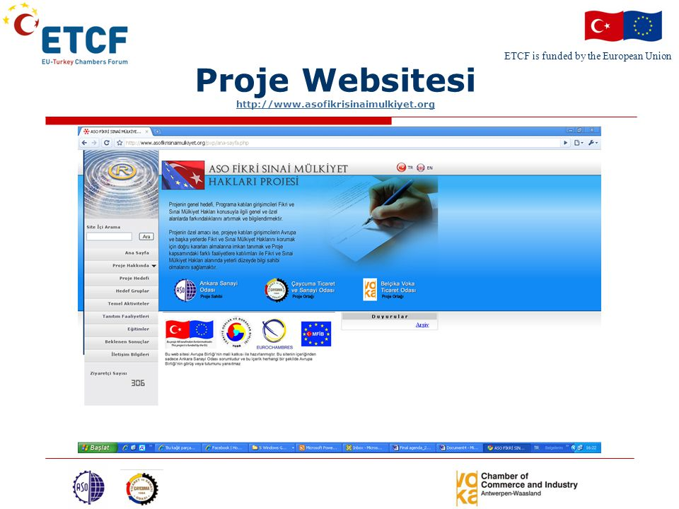 ETCF is funded by the European Union Proje Websitesi http://www.asofikrisinaimulkiyet.org http://www.asofikrisinaimulkiyet.org