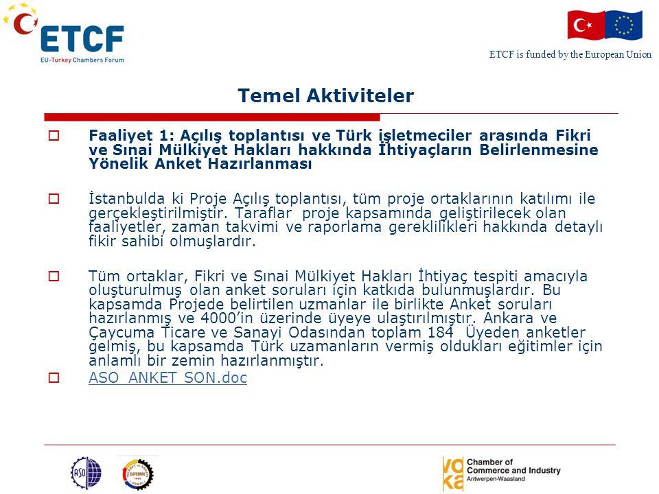 ETCF is funded by the European Union Basın Duyuruları