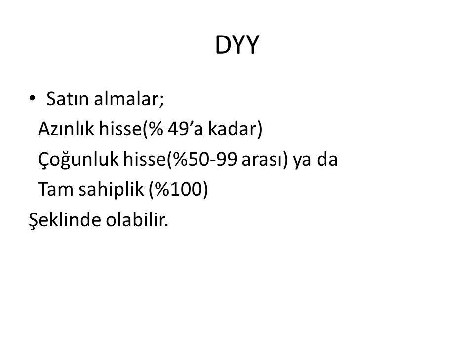 Dünya Ekonomisinde DDY DYY akışı: belli bir dönem (bir yıl) boyunca gerçekleşen DDY miktarı.