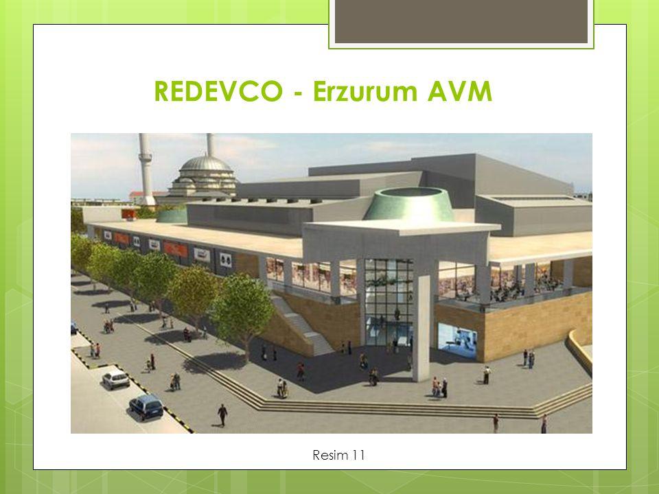 REDEVCO - Erzurum AVM Resim 11