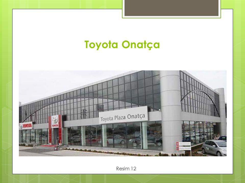Toyota Onatça Resim 12