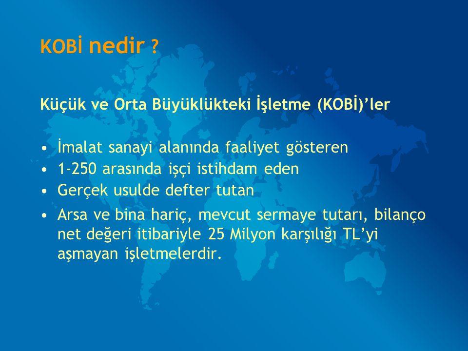Yurt Dışı Fuar Yardımı (2009/5) Katılımcı firma; Türkiye'deki merkezinden iştirak edecek temsilcileri veya yurtdışında kurulu şube, temsilcilik v.b.