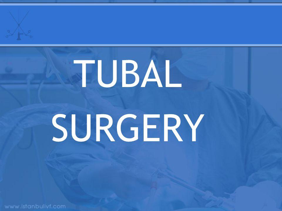 TUBAL SURGERY