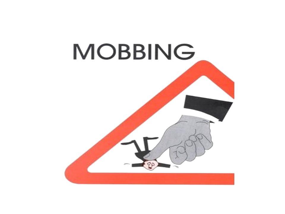 Mobbingte görülen 5 ayrı davranış tipi Tümleştirme Tümleştirme Zorlama Zorlama Baskın olma Baskın olma Kaçınma Kaçınma Uzlaşma Uzlaşma Kaçınma amirlerle, uzlaşma eşit güçlerle olur.