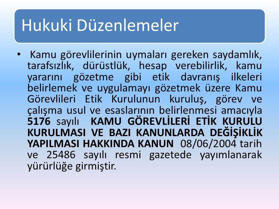 Kanunun kapsam bakımından istisnaları;Cumhurbaşkanı, Türkiye Büyük Millet Meclisi üyeleri,Bakanlar Kurulu üyeleri, Türk Silahlı Kuvvetleri veYargı mensuplarıÜniversiteler