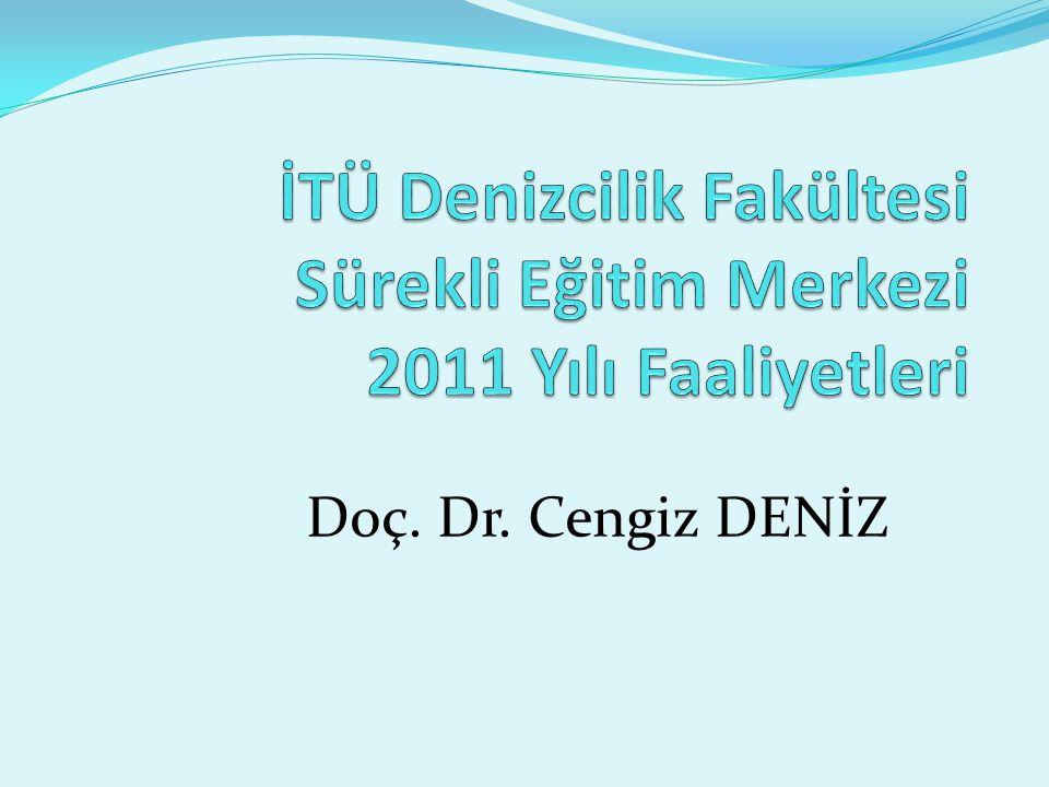 Doç. Dr. Cengiz DENİZ