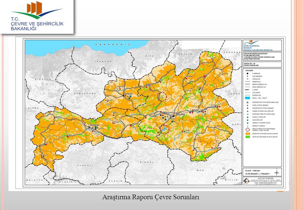 46 Araştırma Raporu Çevre Sorunları