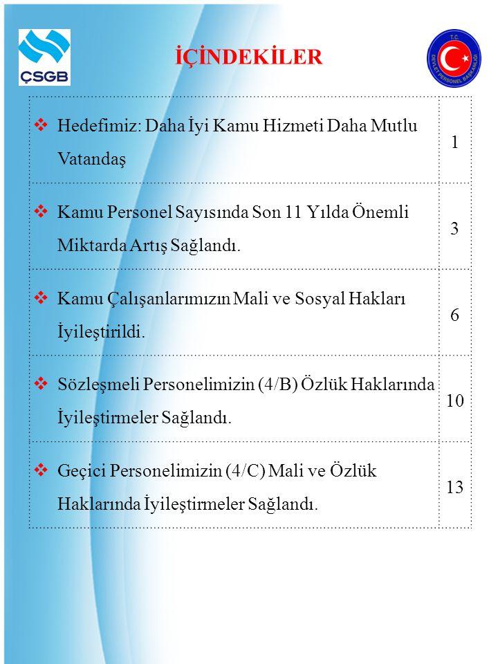  Sayın Başbakanımızın da katıldığı törenle Özürlü (Engelli) Memur Seçme Sınavı/Kura usulü sonuçlarına göre yerleştirme işlemlerinin ilki 9 Ağustos 2012 tarihinde, ikincisi 14 Mart 2013 tarihinde yapıldı.