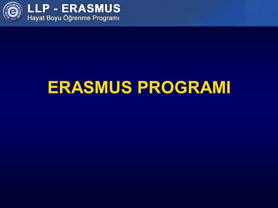 Erasmus Nedir.