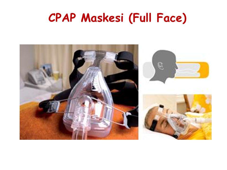 CPAP Maskesi (Full Face)