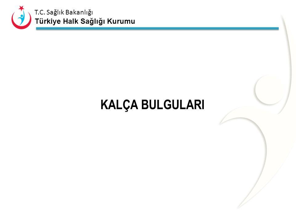 T.C. Sağlık Bakanlığı Türkiye Halk Sağlığı Kurumu Ayak deformiteleri; Pesekinovarus Pes planovalgus Peskalkaneovalgus