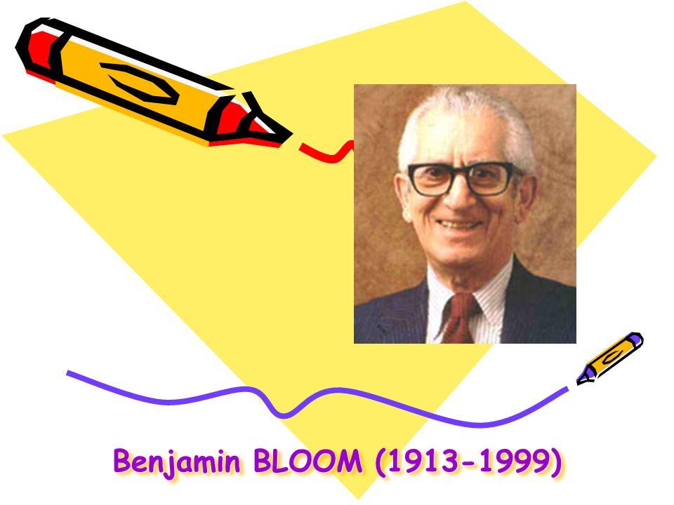 """Résultat de recherche d'images pour """"benjamin bloom"""""""