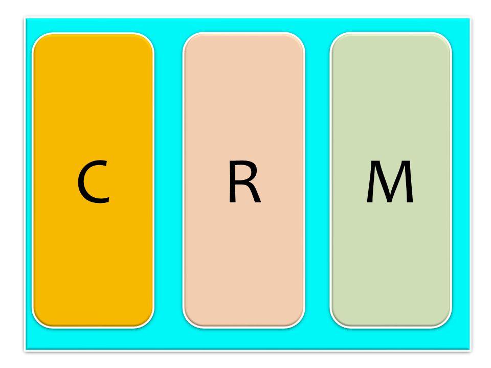 Kısacası CRM, Müşterini Daha Yakından Tanımak; & Kişiye Özel Hizmet Sunmaktır.