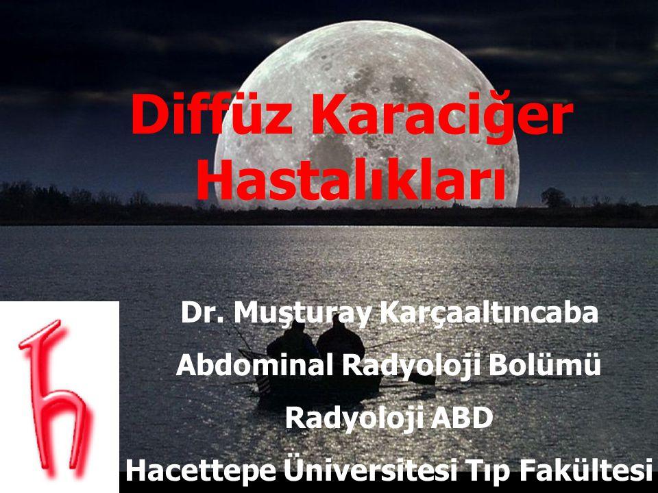 Diffüz Karaciğer Hastalıkları Dr.