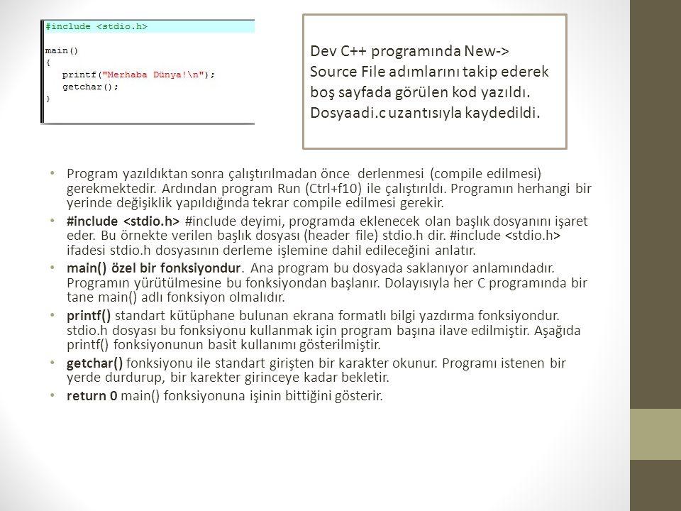 Türkçe Karakter Desteği
