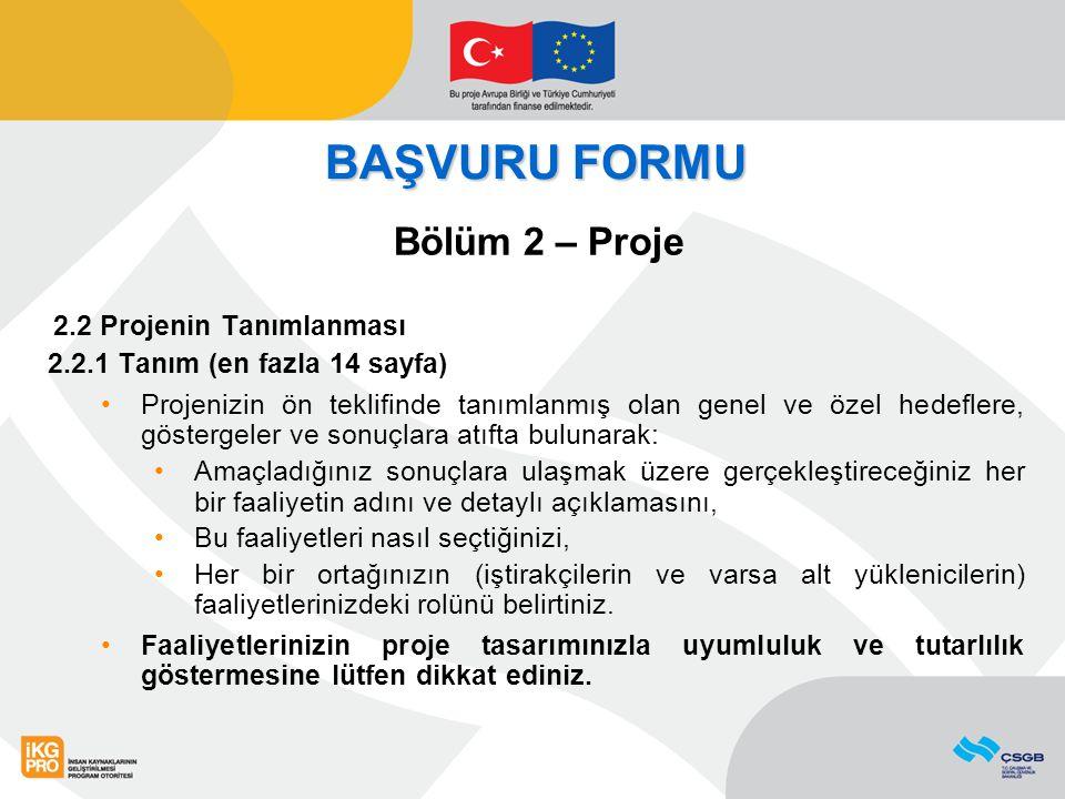 İngilizce Proje Özeti Başlıkları Proje Türü Başlığı Projenin ilgili olduğu sektör/alan Projenin yeri Proje süresi Toplam proje maliyeti ve hibe miktarı (yüzdeleri belirtmeyi unutmayınız) a) projenin hedefleri, (b) hedef gruplar, (c) ana faaliyetler ve sonuçlar, (d) kullanılacak yöntemler ve kaynaklar hakkında 1-2 sayfa İngilizce özet bilgi verilmesi yeterlidir.