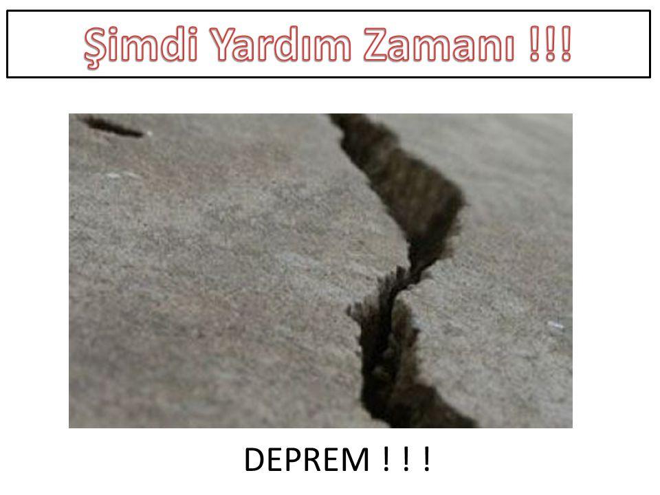 DEPREM ! ! !