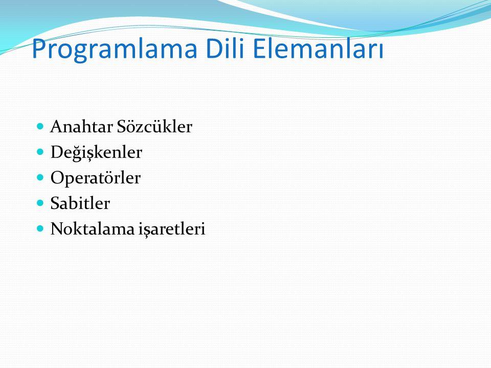 GOTO GOTO komutu program içerisindeki ifadelerin çalışma sırasını değiştirir.