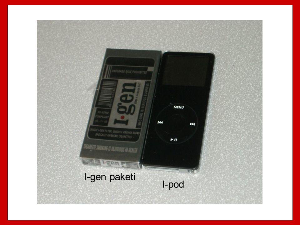 I-gen paketi I-pod