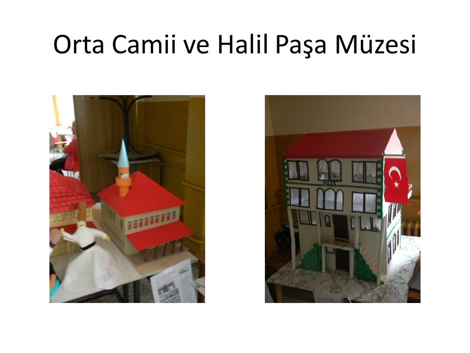 Orta Camii ve Halil Paşa Müzesi
