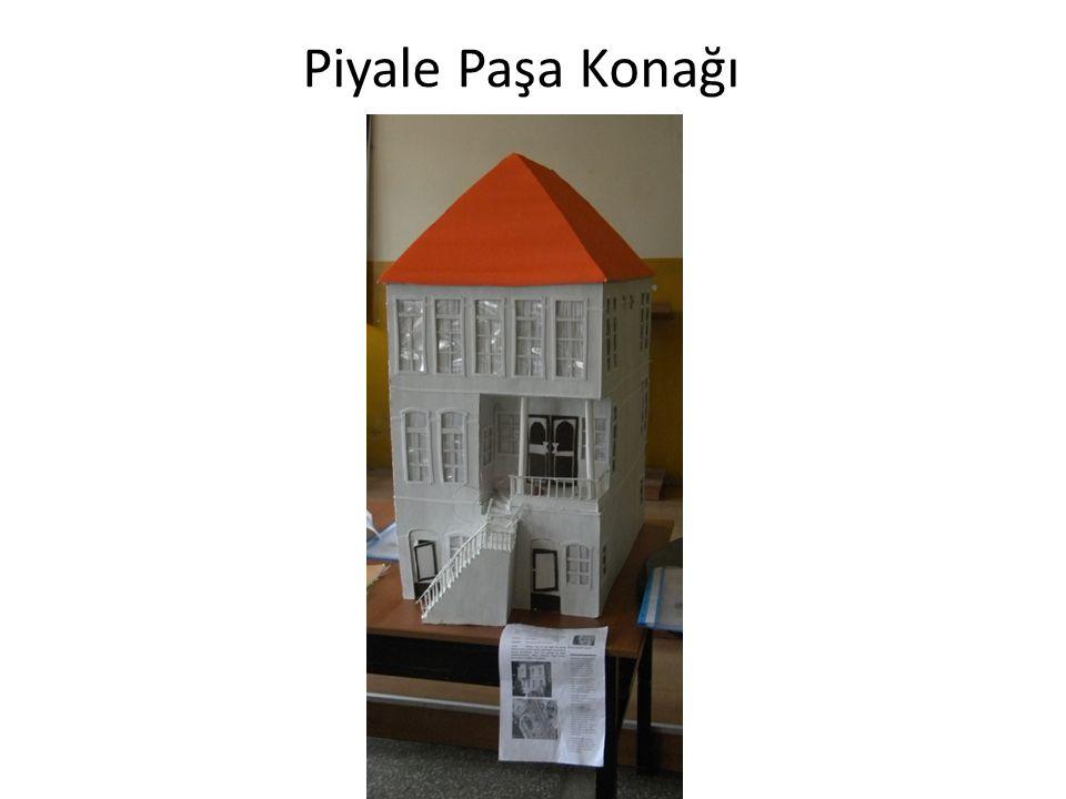 Piyale Paşa Konağı