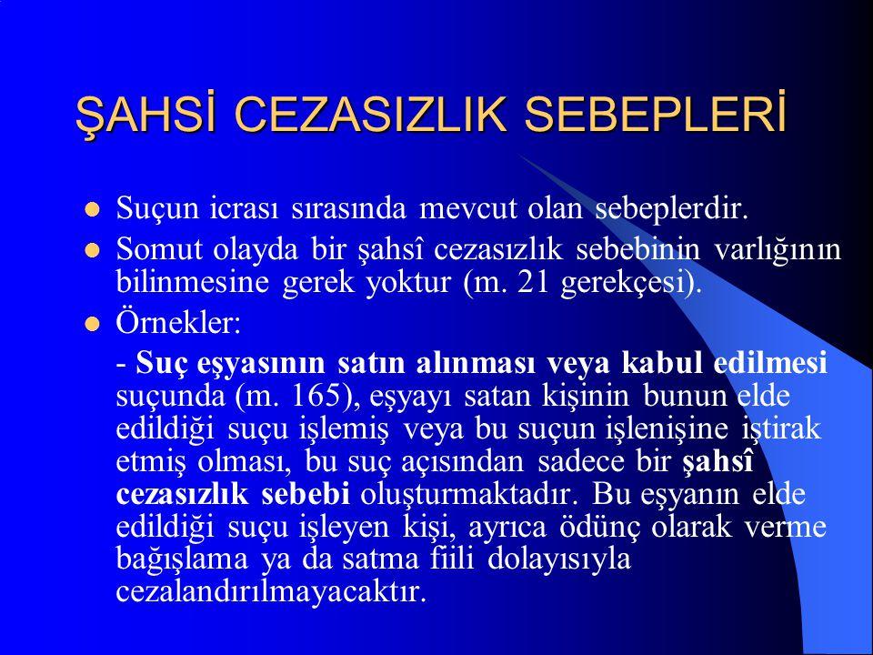 - Hükümlü veya tutukluların ayaklanması sırasında başka suçların islenmesi hâlinde, ayrıca bu suçlara ilişkin hükümlere göre cezaya hükmolunur (m. 296