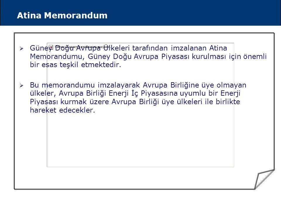 2003/1228/EC sayılı Yönetmelik (Regulation)  İletim Ücretleri (giriş\çıkış)  Kısıt Yönetimi (eşit taraflar arasında ayrım yapmaksızın ve piyasaya da
